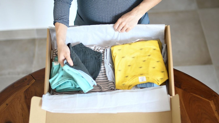 Devuelve y renueva la ropa de tu bebé cada mes gracias a Lapona